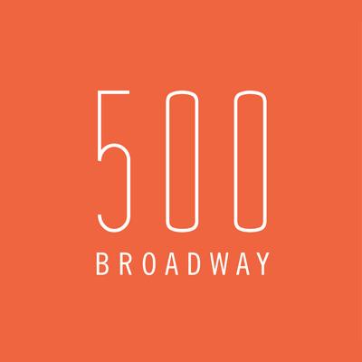 500 Broadway logo