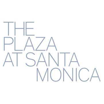 Plaza at Santa Monica logo