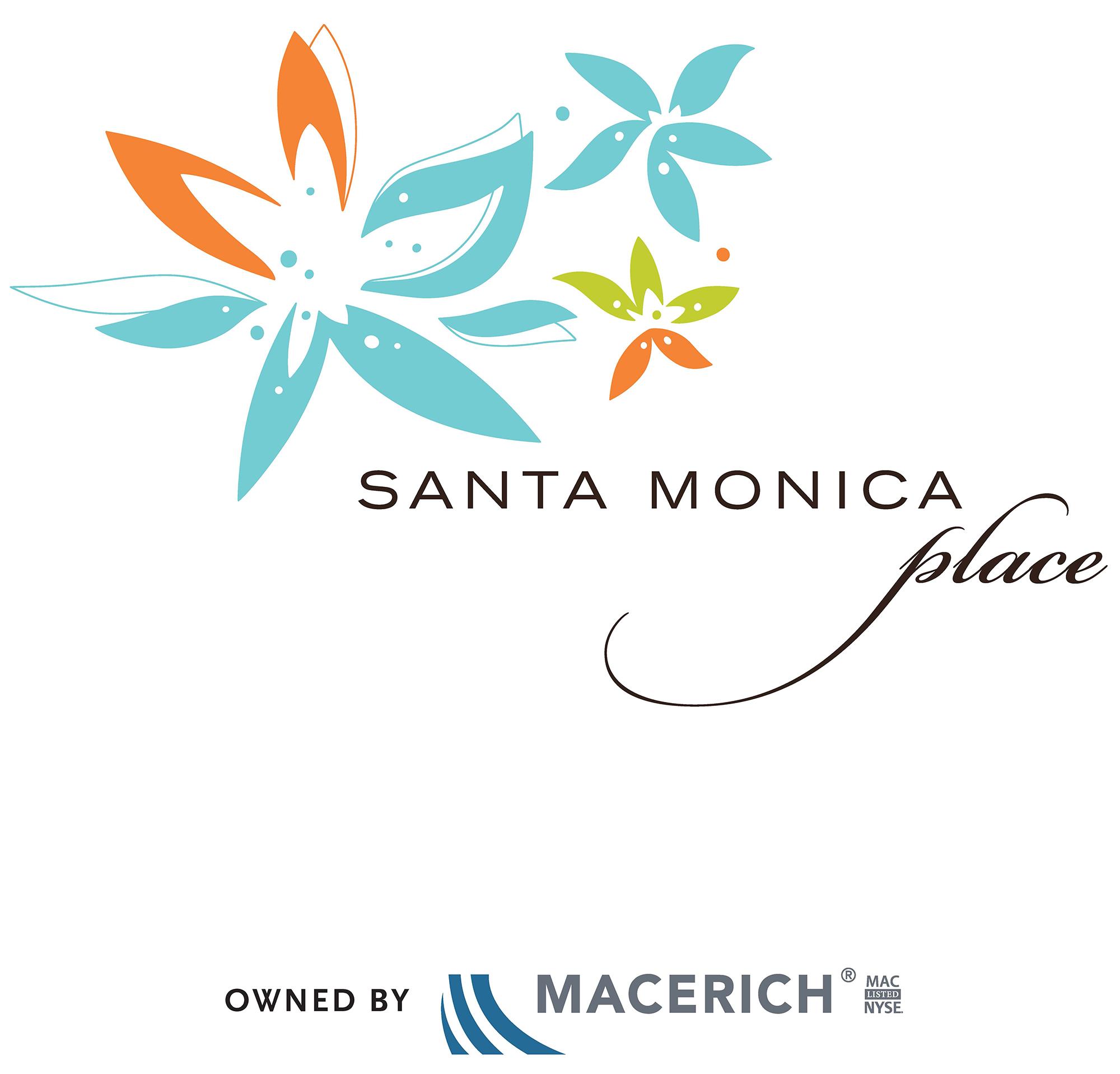D - Santa Monica Place/Macerich logo